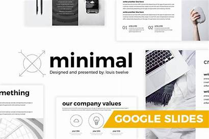 Minimal Slides Template Google Presentation Professional