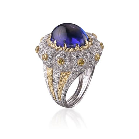 cocktail ring cocktail rings official buccellati website