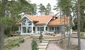 Les Constructeur De L Extreme Maison En Bois : maisons hietala maison en bois ossature bois madrier ~ Dailycaller-alerts.com Idées de Décoration