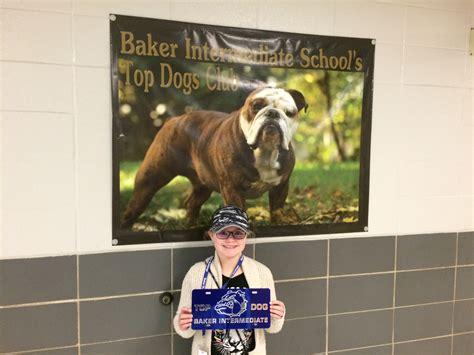top dogs baker baker intermediate school