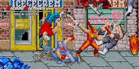 Arcade Archives Ninja Gaiden Nintendo Switch Download