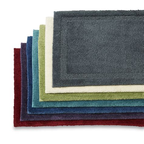 sears cannon bath rugs cannon bath rug universal lid or contour rug