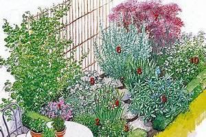 Blumenbeete Zum Nachpflanzen : zwei kr uterbeete zum nachpflanzen in 2018 garten pinterest garten kraut und garten ideen ~ Yasmunasinghe.com Haus und Dekorationen