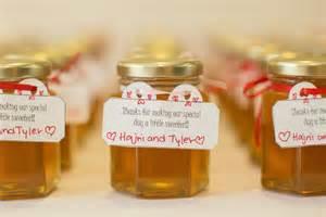 honey wedding favors honey wedding favors 48 honey jars large 3 75 oz 110ml