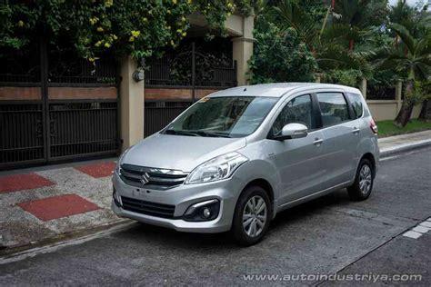 Review Suzuki Ertiga by 2016 Suzuki Ertiga Glx Car Reviews