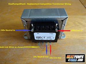 Competition Replacement Transformer  Competition