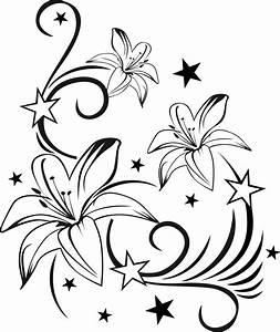 Blumen Zum Ausdrucken : tattoos blumen tribal tribal ranken tattoos tattoo art inspirations pertaining to blumenranken ~ Watch28wear.com Haus und Dekorationen