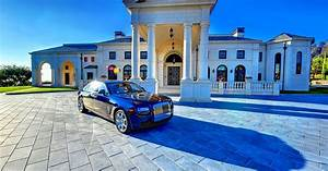 Luxury House And Car Wallpaper 00933