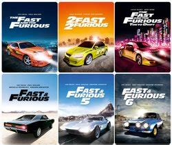 fast and furious 1 7 fast and furious 1 7 steelbooks media markt
