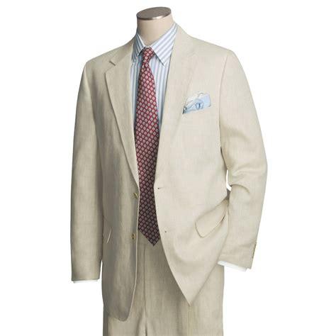 haspel linen suit  men  save