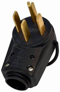 Mighty Cord Replacement Rv Plug - 50 Amp
