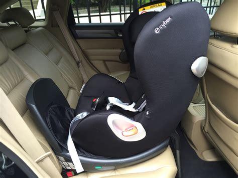 siege auto route quel age sirona de cybex le parfait siège auto de bébé
