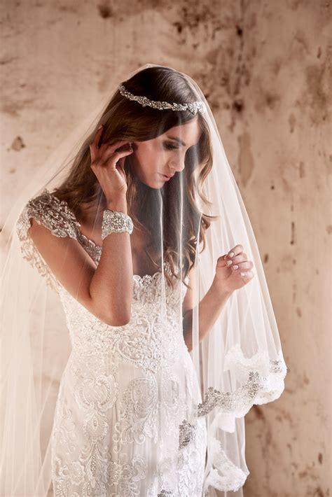Bridal Veils Wedding Veils — Anna Campbell