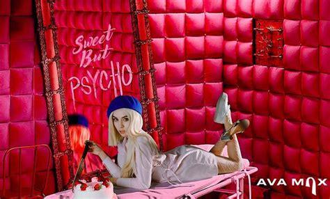 testo psycho max sweet but psycho audio testo e traduzione