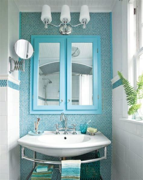 Salle De Bain Marine 1001 designs uniques pour une salle de bain turquoise