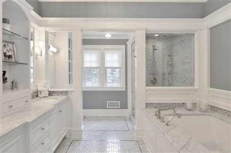 gray master bathroom ideas master bathrooms hgtv Gray Master Bathroom Ideas