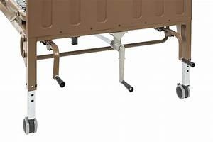 Manual Hospital Bed By Drive Medical