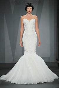 mark zunino wedding dress for kleinfeld fall 2014 bridal 9 With kleinfeld wedding dresses