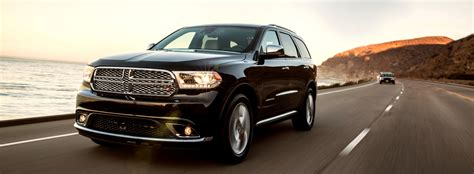 Coolest Suv by 2014 Dodge Durango Has Coolest Suv Stance Led Lights And