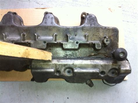 valve cover gasket  breather cover sealant diy