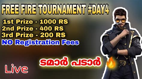 Anyone can join the tournament free of cost between december 29th and january 9th. FREE FIRE LOTTERY TOURNAMENT #DAY4 PART 1 - YouTube
