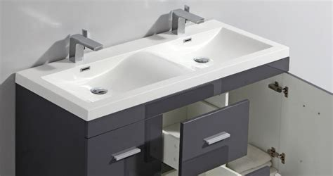 Badezimmermöbel Marlin by Badm 246 Bel Waschbecken Handwaschbecken Meuble Teck