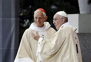 Pope Francis accepts U.S. cardinal's resignation amid sex ...