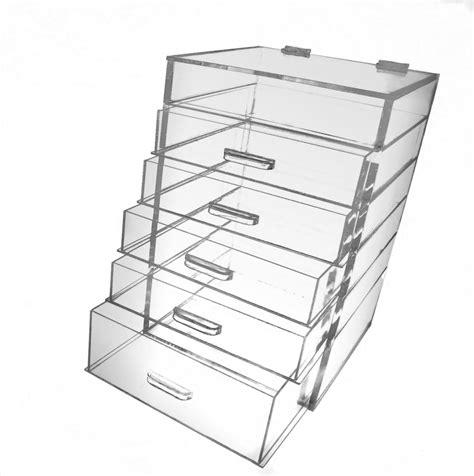acrylic drawer organizer cheap acrylic makeup organizer drawers saubhaya makeup