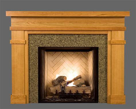 wood fireplace mantel surrounds bridgeport americana