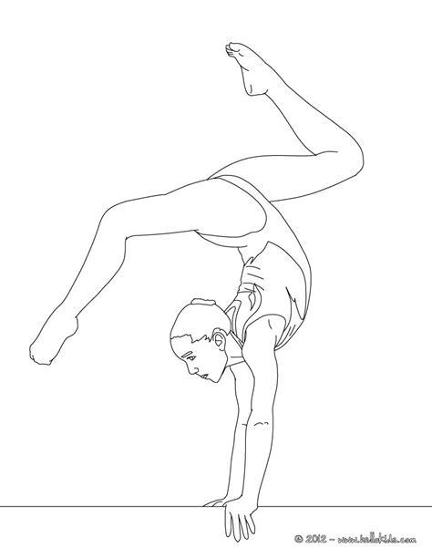disegni di ginnastica artistica da colorare nuovo disegni di ginnastica artistica da colorare e
