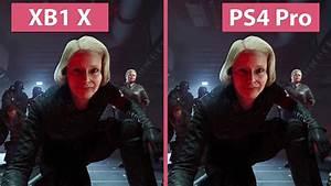 Xbox One X Spiele 4k : wolfenstein 2 4k duell xbox one x gegen ps4 pro im ~ Kayakingforconservation.com Haus und Dekorationen