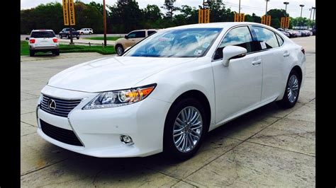 2014 Lexus Es 350 Review by 2014 Lexus Es 350 Exhaust Start Up And In Depth Review