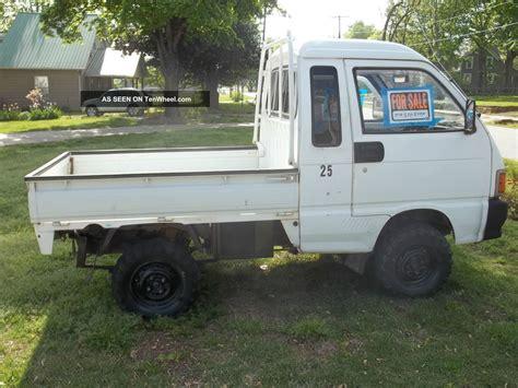 Daihatsu Trucks by 1993 Daihatsu Mini Truck