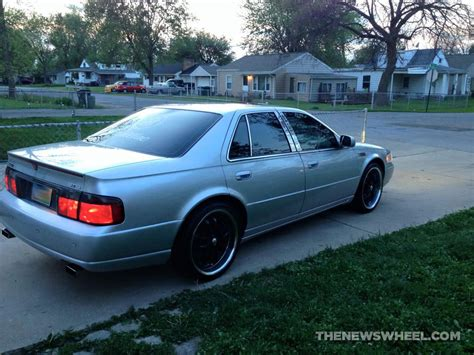 Duckro Cadillac Seville Sts Rear View The News Wheel