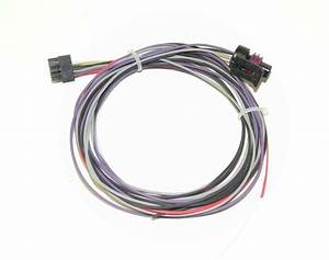 Autometer 5227 Wiring Harness For Electric Full Sweep Fuel