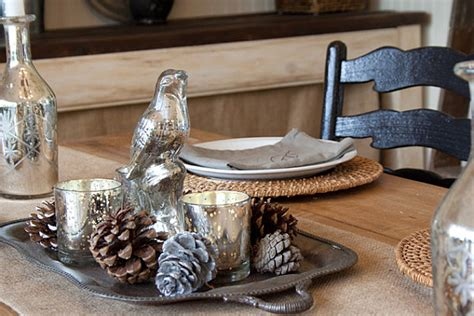 pine cone christmas table decorations christmas table decorations for holiday entertaining