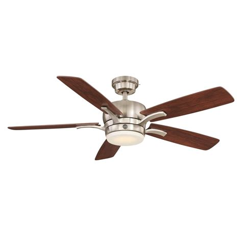 java led ceiling fan home decorators collection kelbra 60 in led indoor