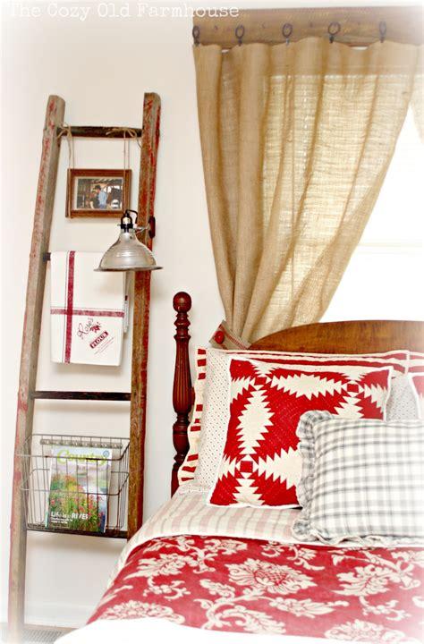 cozy  farmhouse  finally  curtains