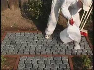 Pavé Autobloquant Pas Cher : joint de pav rompox d2000 le mortier de joints ~ Premium-room.com Idées de Décoration