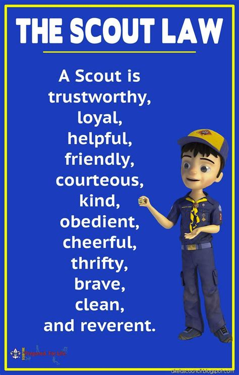 Akelas Council Cub Scout Leader Training * - Scout Law ...