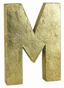 Concrete paper weight letter crafts direct for Letter paper weight