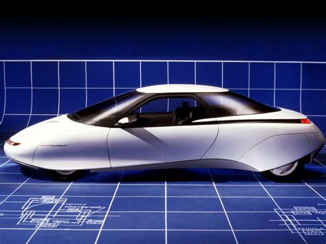pontiac pursuit concept   concept cars