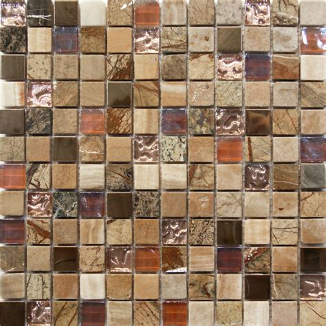 Glass Mosaic Tile Kitchen Backsplash 10sf beige glass mosaic tile kitchen