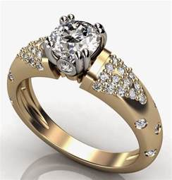 engagement rings for s thick wedding rings gold design