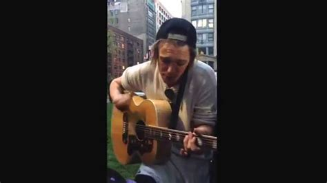 jamie campbell bower hold      chords