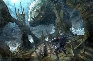 Leviathan - Characters & Art - Soul Sacrifice