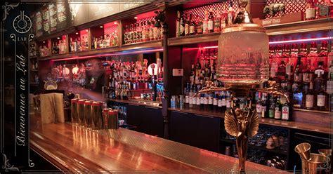 cuisine et bar lab bar à cocktails et restaurant montréal