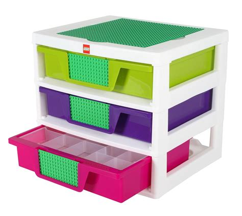 Iris Lego Friends Project Storage Box Legos not Included