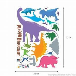 sticker dinosaures stickers chambre d39enfants ambiance With chambre bébé design avec peut on envoyer des fleurs pour une crémation