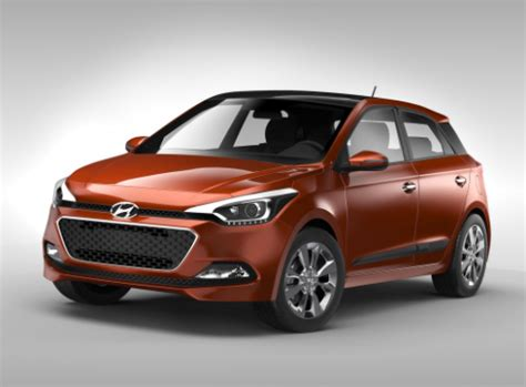 2020 Hyundai I20 Colors, Release Date, Changes, Price